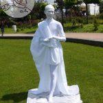 Statue Vivante à Meaux