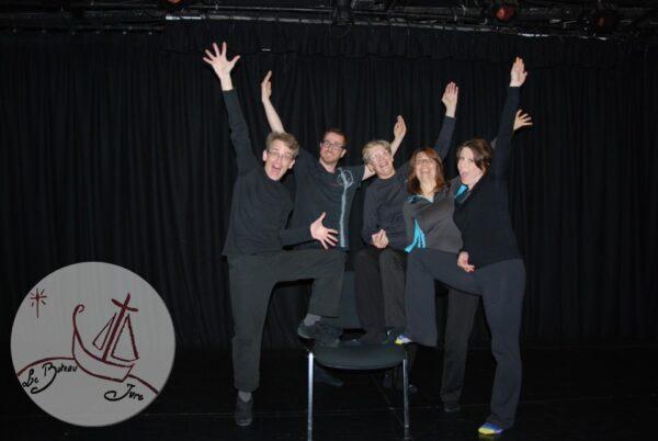 Stage de mime pour adultes Melun
