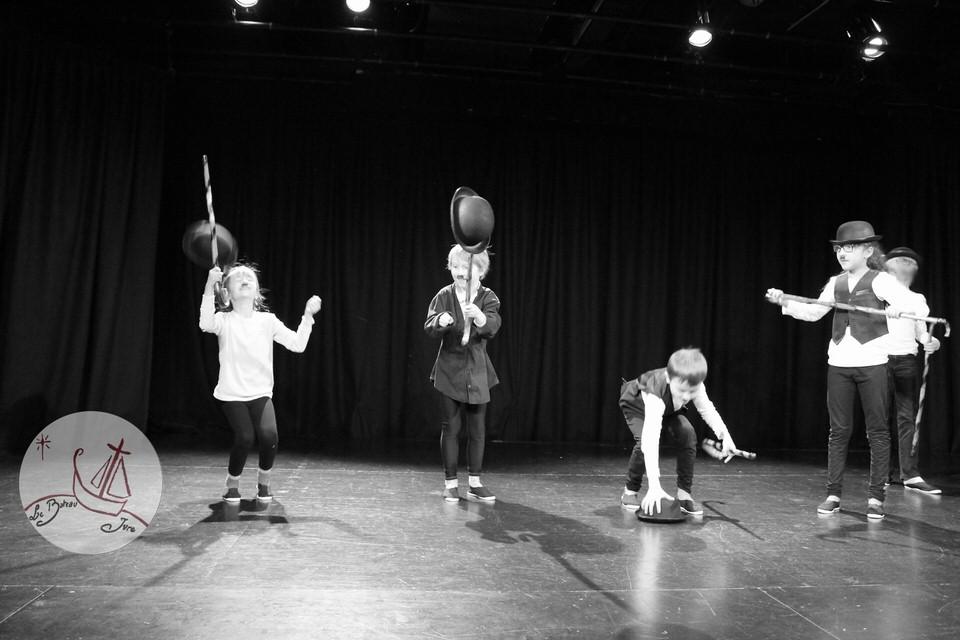 Stage de mime pour enfants - Melun
