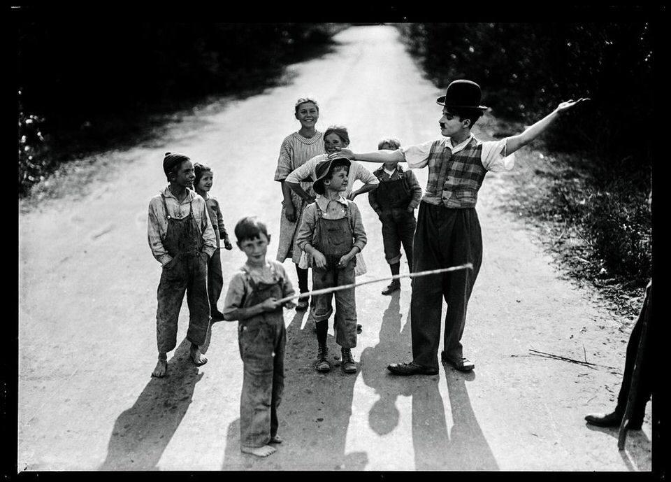 Chaplin by Roy Export Company Establishment